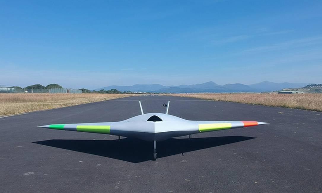 O Magma foi construido com peças impressas em 3D com titânio Foto: BAE Systems
