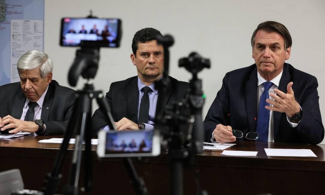 Foto: Marcos Corrêa/PR / Agência O Globo