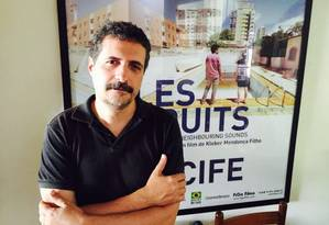 O diretor Kleber Mendonça Filho Foto: Infoglobo