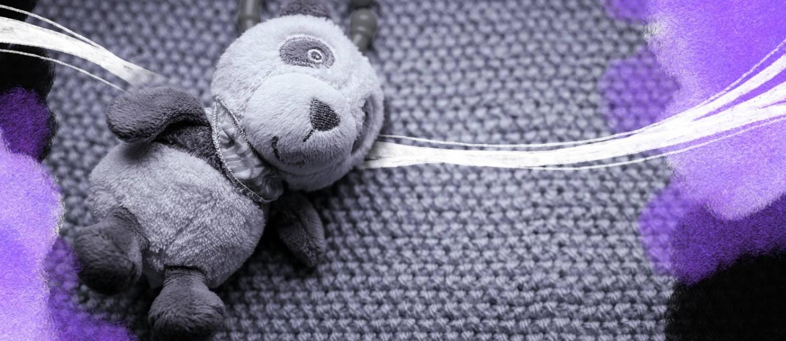 A morte perinatal ocorre a partir d 22ª semana de gestação, antes disso são abortos espontâneos Foto: Arte sobre foto Pixabay