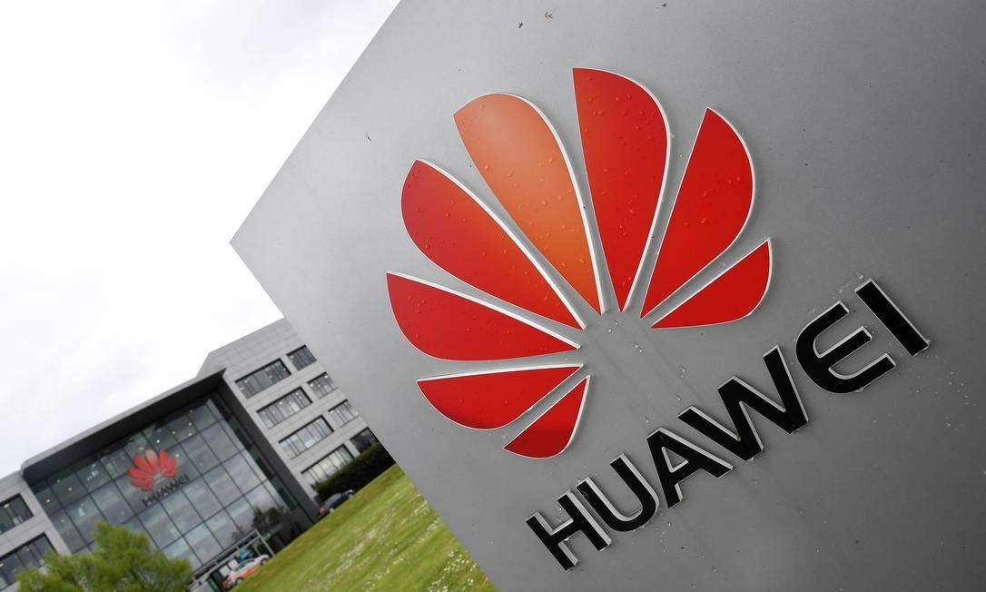 Huawei: crescimento nas vendas de smartphones. Foto: TOBY MELVILLE / REUTERS