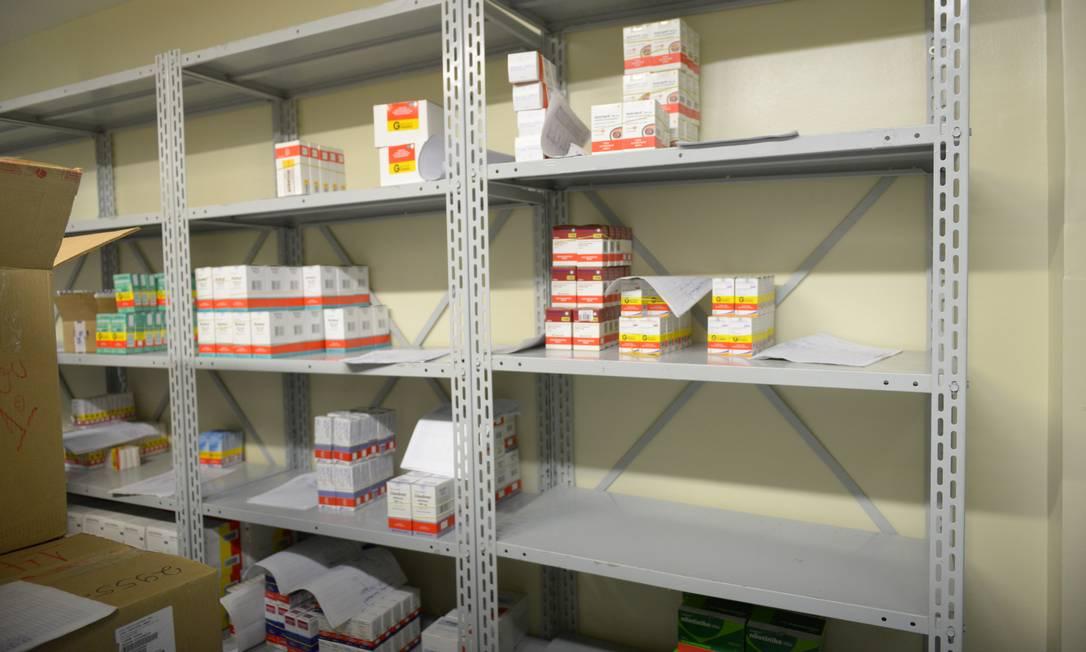 De 134 medicamentos distribuídos obrigatoriamente pelo Ministério da Saúde, 25 estão com estoques zerados em todos os estados Foto: Divulgação