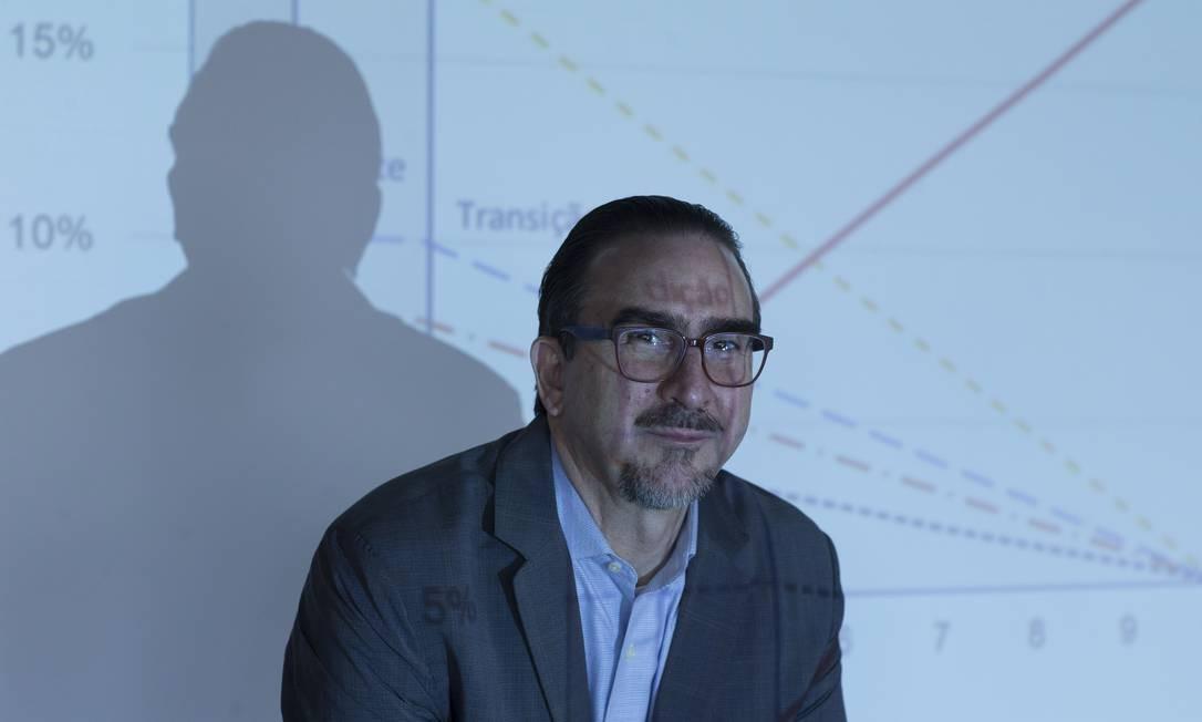 Bernard Appy: impacto limitado da proposta de reforma tributária do governo Foto: Edilson Dantas/Agência O Globo