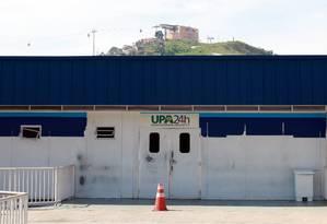 Paciente: atendimento demora quatro horas na UPA do Complexo do Alemão Foto: Pedro Teixeira / 04.05.2014 / Pedro Teixeira / 04.05.2014