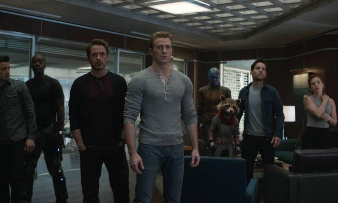"""Heróis de """"Vingadores: Ultimato"""" reúnem características de um negócio de sucesso Foto: Reprodução"""