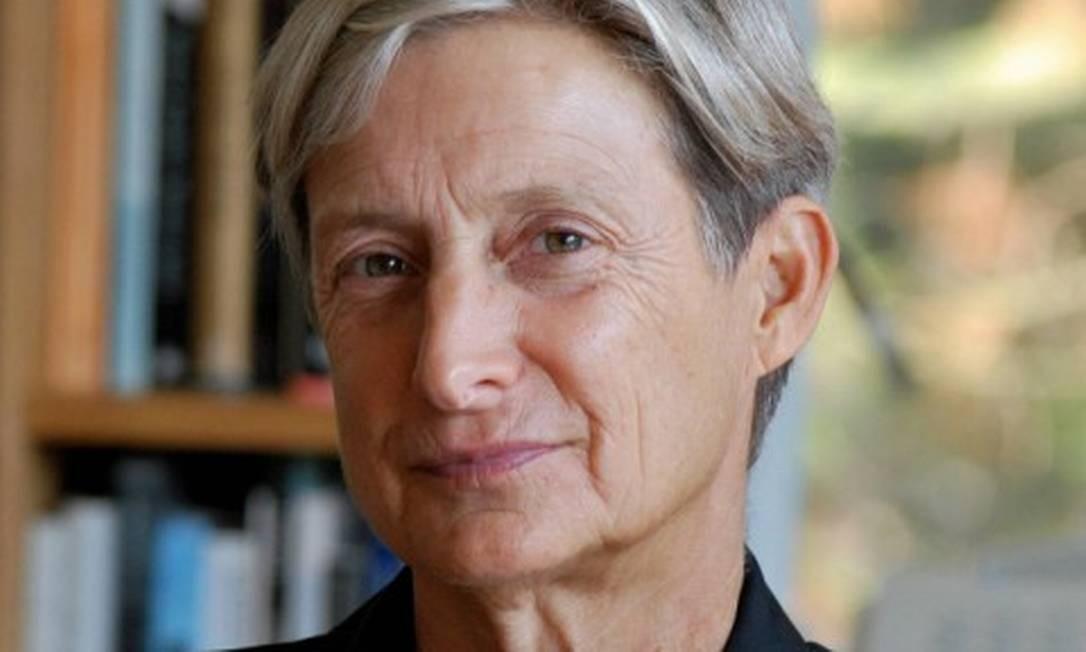 A filósofa americana Judith Butler, professora da Universidade de Berkeley, signatária de manifesto contra cortes de verbas para cursos de Ciências Humanas no Brasil Foto: Divulgação