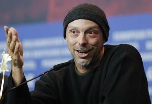 O diretor José Padilha, de 'O mecanismo' Foto: Markus Schreiber / AP