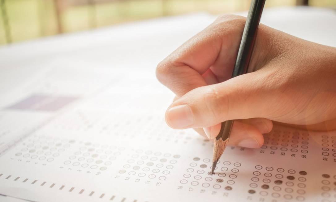 Sudeste e Nordeste são regiões com maior número de inscritos no exame até agora Foto: Shutterstock