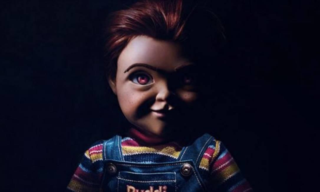 'Brinquedo assassino' 2019 Foto: Divulgação