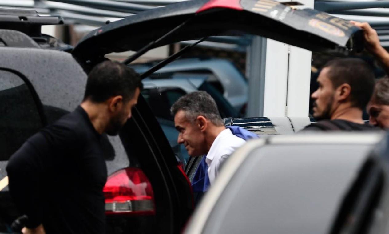 Chiquinho da Mangueira (PSC) cumpre prisão domiciliar Foto: Márcia Foletto / Agência O Globo