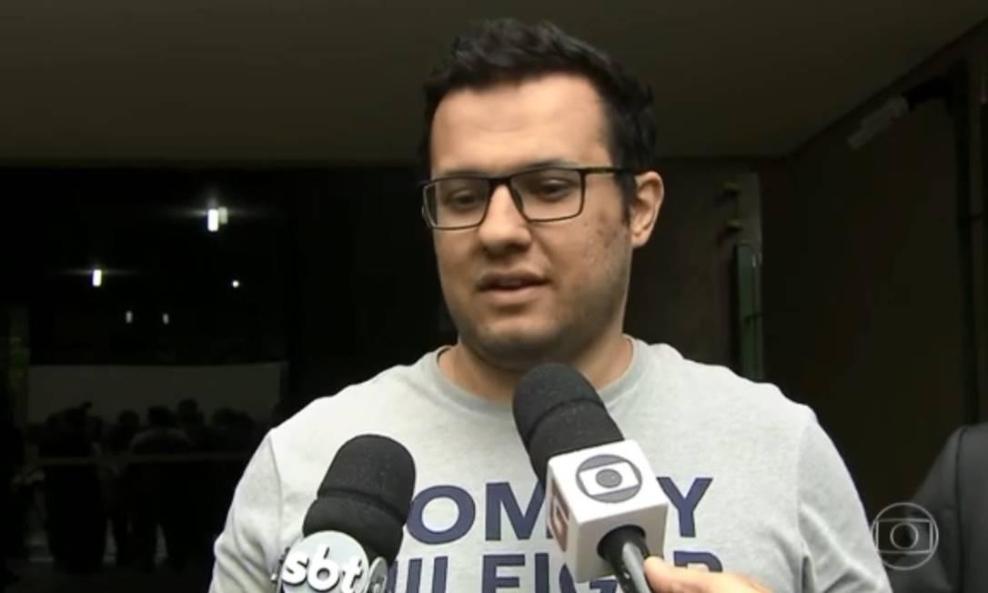 O STF rejeitou nesta terça o pedido do governo turco para extraditar o empresário Ali Sipahi Foto: Reprodução/TV Globo