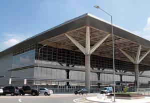 O aeroporto internacional de Campinas, Viracopos Foto: Código 19 / Denny Cesare/5-3-2018