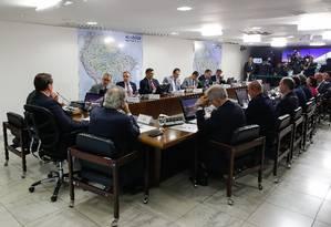 Reunião com Governadores do Nordeste nesta quinta-feira no Palácio do Planalto Foto: Carolina Antunes/PR / Carolina Antunes/PR
