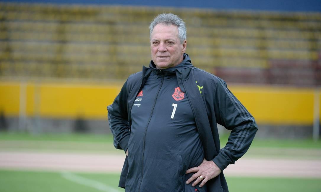 Abel terá sequência mais difícil após vaga na Libertadores Foto: Divulgação