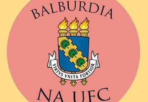 Perfil da Universidade Federal do Ceará (UFC) já tem 17 mil seguidores Foto: Reprodução
