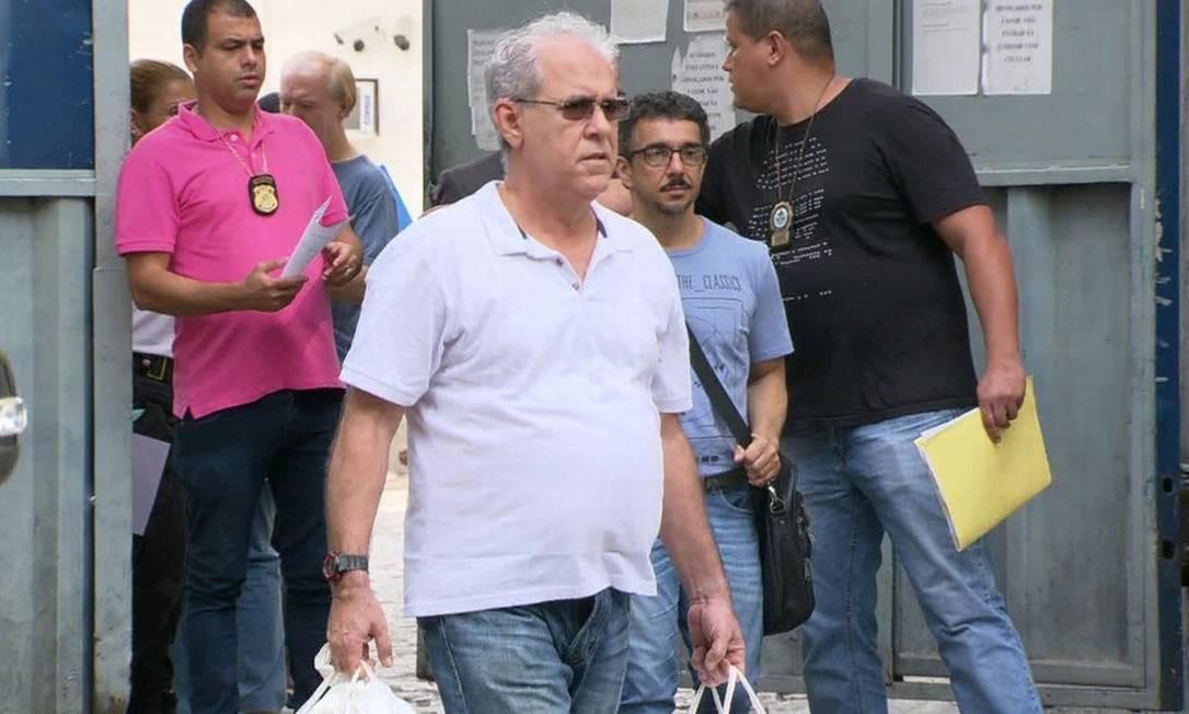 Acusado pelo MPF de ser um dos operadores de quadrilha chefiada por Sérgio Cabral, Ary Ferreira da Costa Filho foi preso em fevereiro de 2017 Foto: