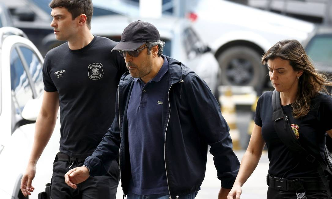 Na mesma operação, também foi preso Georges Sadala, sócio de uma das empresas que administravam o Rio Poupa Tempo Foto: Pablo Jacob / Agência O Globo