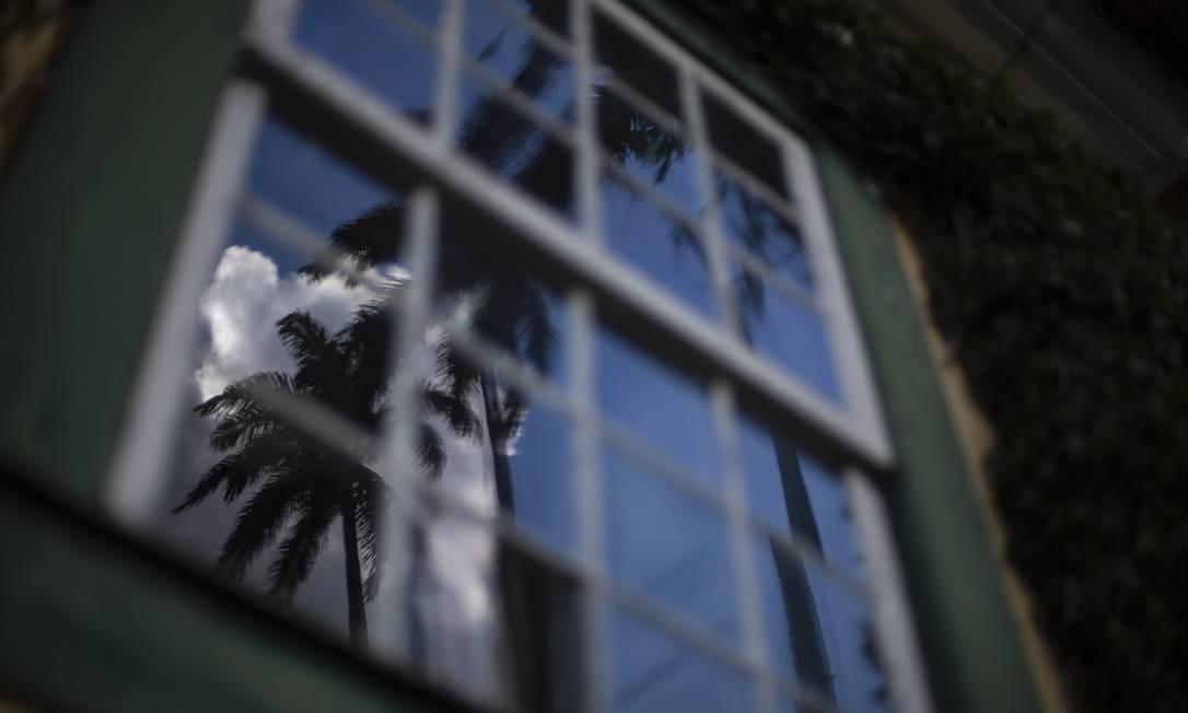 O Museu Casa da Era: na lista para ser restaurado Foto: Alexandre Cassiano / Agência O Globo