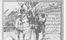 Rondon visita aldeia indígena Foto: Museu do Índio/Funai