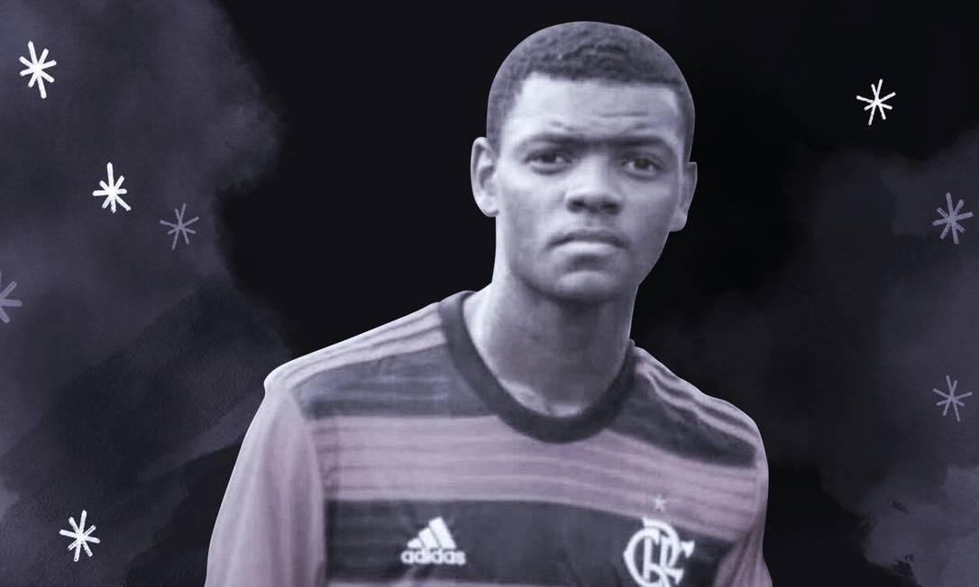 Pablo Henrique Foto: Arte O Globo