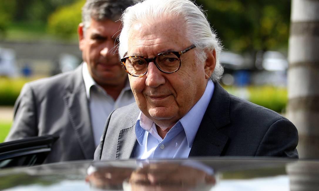 Guilherme Afif Domingos foi o idealizador da Empresa Simples de Crédito Foto: Jorge William / Agência O Globo