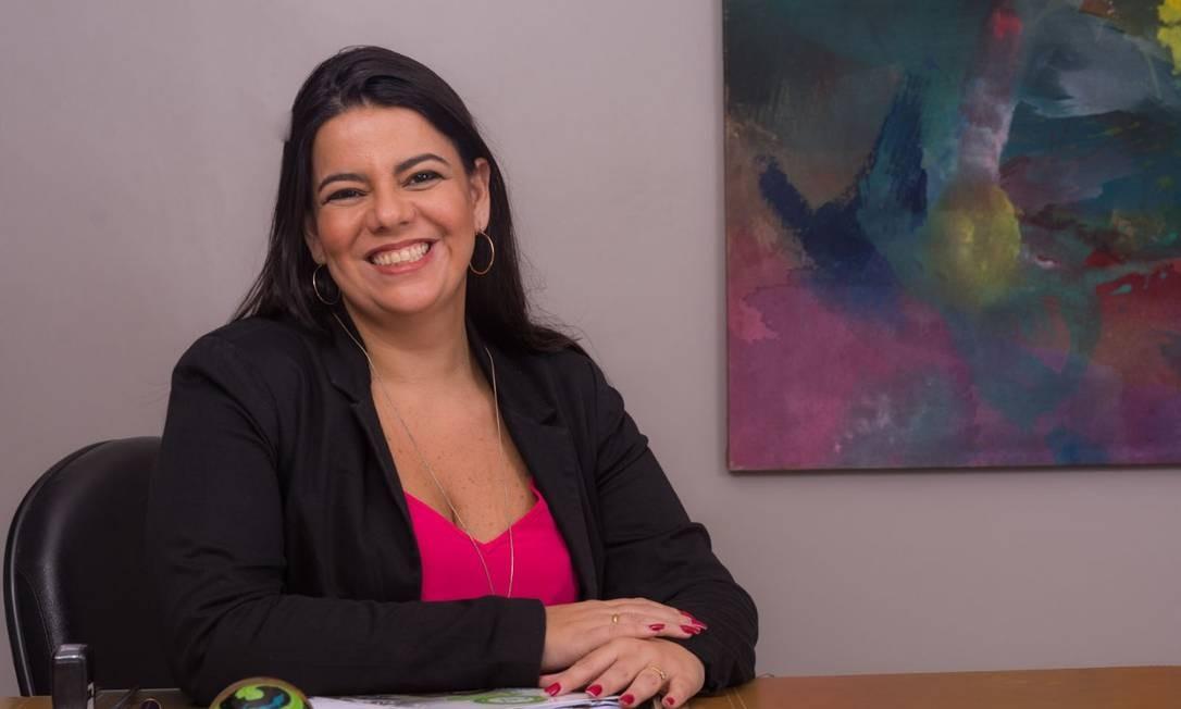A psicóloga Sabrina Presman Foto: Divulgação