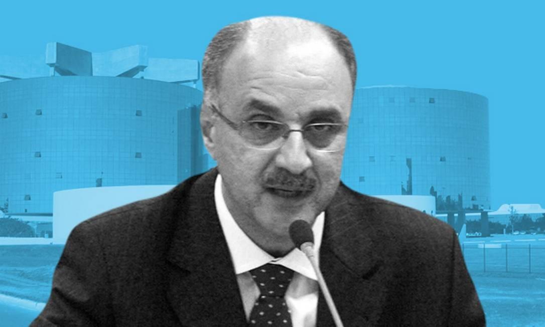 O procurador-regional da República Blal Dalloul Foto: Agência O Globo