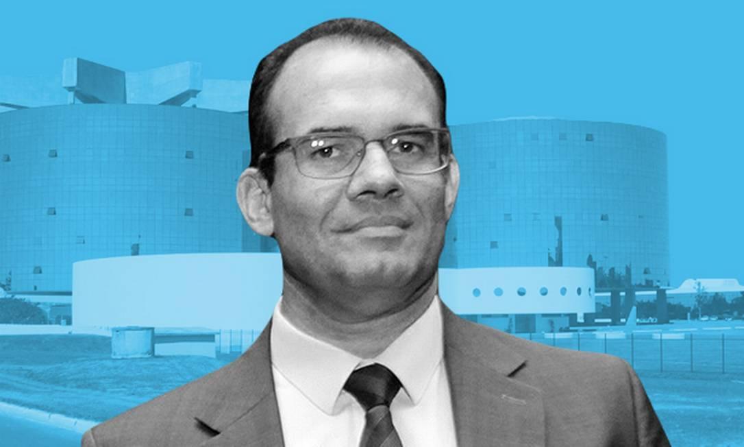 O procurador-regional da República Lauro Cardoso Foto: Agência O Globo