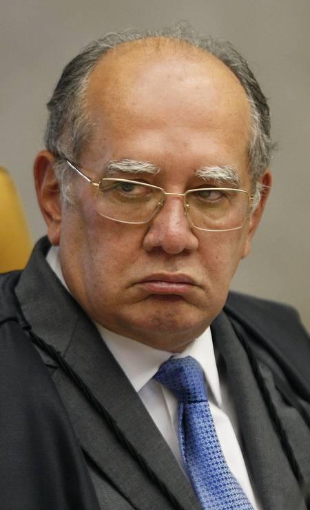 Ministro Gilmar Mendes Foto: Rosinei Coutinho / STF