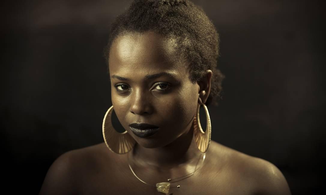 Luana Génot fundou o ID_BR e luta pela igualdade racial no mercado de trabalho Foto: Leo Martins / Agência O Globo
