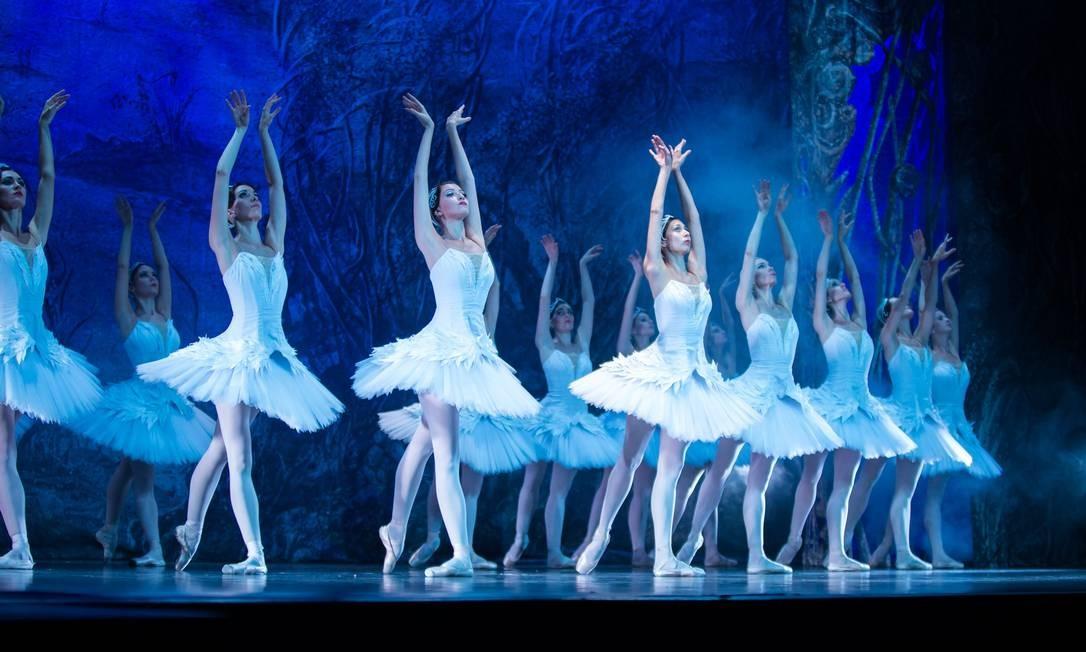 Imperial Russian Ballet volta ao Brasil após nove anos Foto: Divulgação