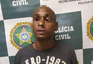 Ele foi encontrado no bairro Rancho Novo, segundo a polícia Foto: Divulgação/Polícia Civil