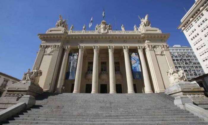 Fachada da Assembleia Legislativa do Rio (Alerj) Foto: Divulgação