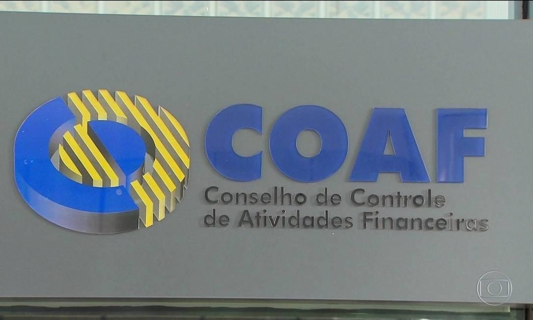 Conselho de Controle de Atividades Financeiras (Coaf) foi criado em 1998 para ajudar no combate à lavagem de dinheiro Foto: Reprodução