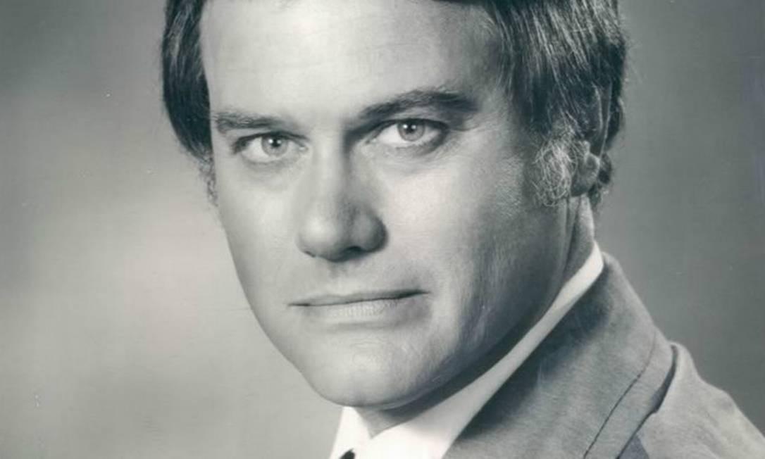Larry Hagman, como o magnata J.R. Ewing, de 'Dallas' Foto: Wikimedia Commons