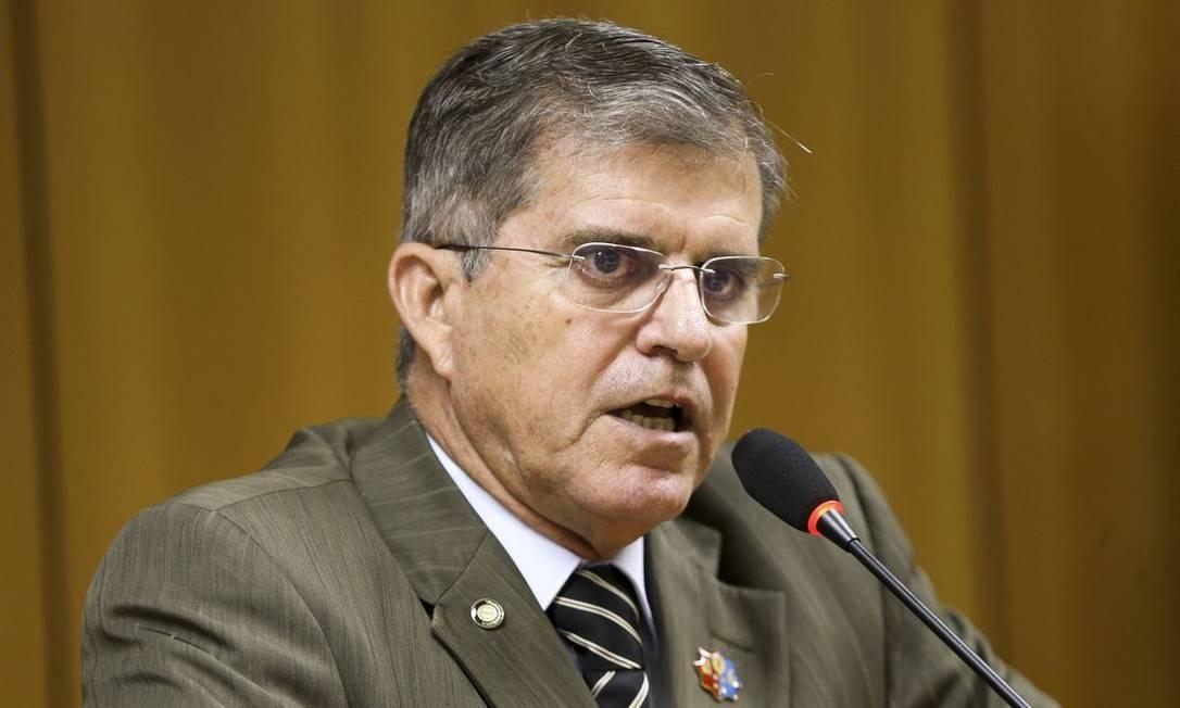 O secretário nacional de Segurança Pública, Guilherme Theophilo Foto: Marcelo Camargo/Agência Brasil/05-02-2019