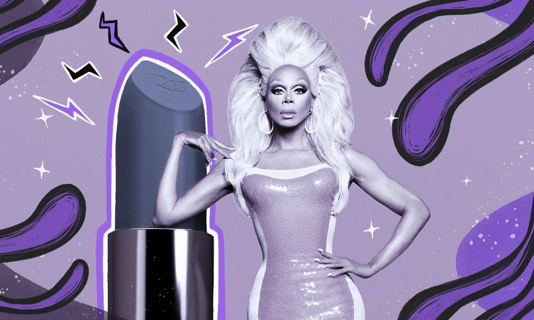 RuPaul's Drag Race já tem onze temporadas e mais quatro competições All Stars, com as mais populares Foto: Arte sobre foto divulgação