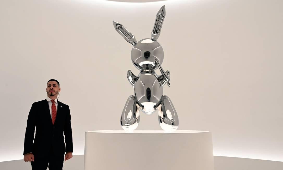 Imagem da escultura