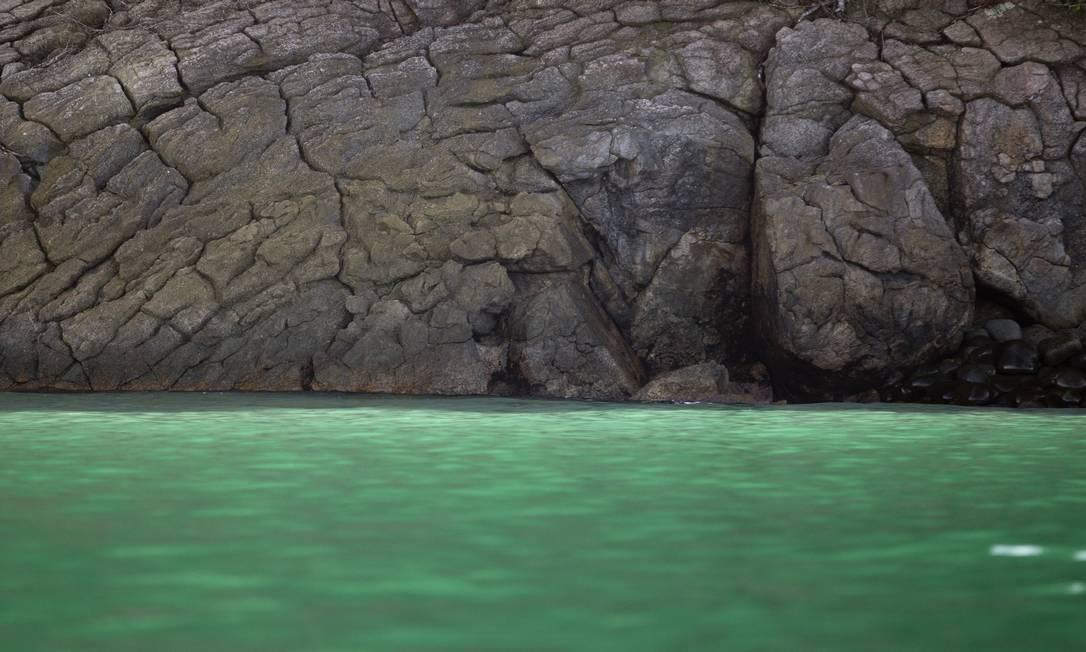 A água cristalina é uma das marcas da Estação Foto: Márcia Foletto / Agência O Globo