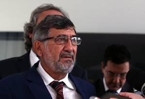 Para Reinaldo Centoducatte, presidente da Andifes, é 'prematuro' definir uma opinião sobre as mudanças Foto: Jorge William / Agência O Globo