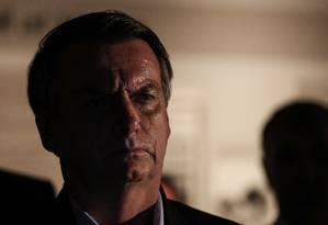 O presidente da República, Jair Bolsonaro. Foto: Marcos Corrêa / Presidência