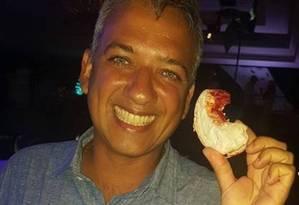 Rubens Mesquita tinha 45 anos Foto: Facebook / Reprodução