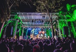 MECAInhotim em 2018; festival estima público total de 10 mil pessoas Foto: Divulgação/Wes Allen
