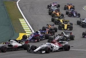 Como o GP de Mônaco, Interlagos não paga taxas anuais à FOM, que organiza o Mundial Foto: Edilson Dantas