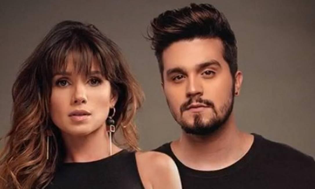 """Paula Fernandes canta """"Juntos"""" em parceria com Luan Santana Foto: Reprodução"""