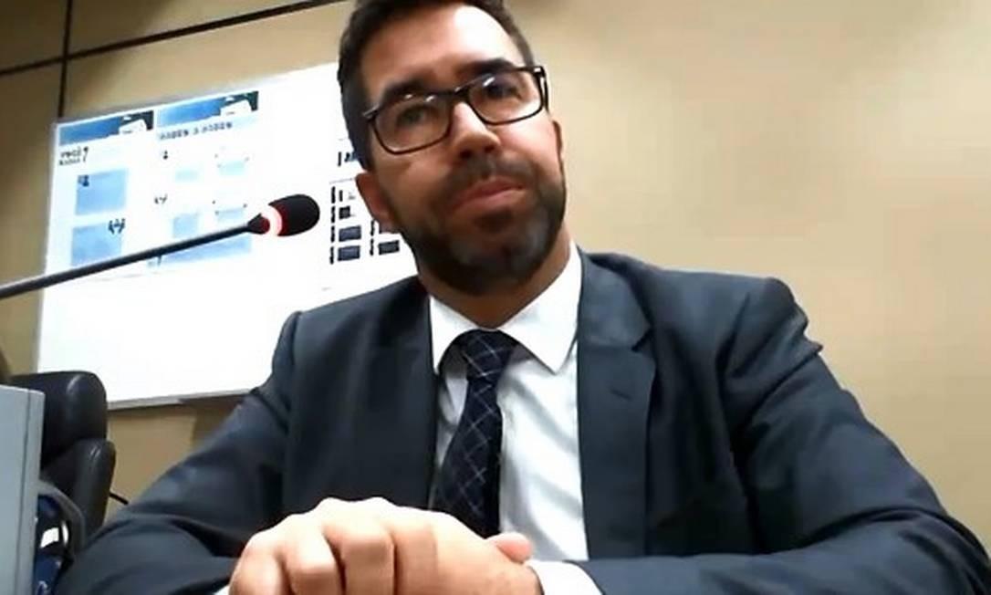 Henrique Constantino, da Gol, relatou ao MPF um acerto de R$ 10 milhões feito no gabinete de Michel Temer quando o emedebista ocupava a vice-presidência da República Foto: Reprodução