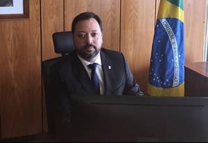 O novo presidente do Inep, Alexandre Lopes Foto: Divulgação