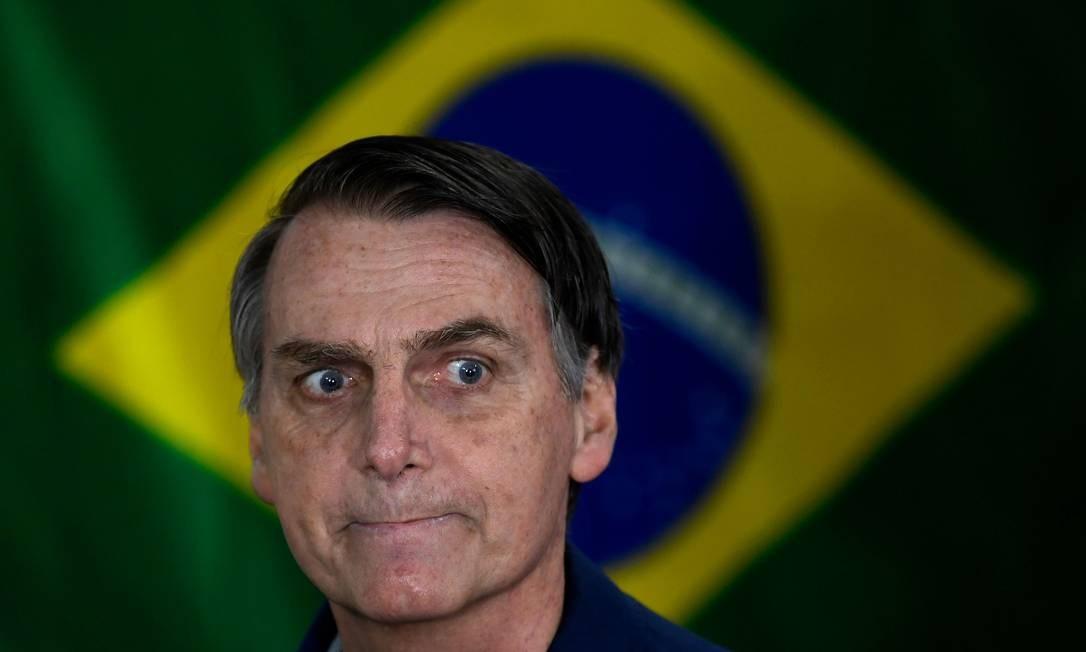 Cúpula da Polícia Federal negou a existência da investigação divulgada pelo deputado Foto: MAURO PIMENTEL / AFP