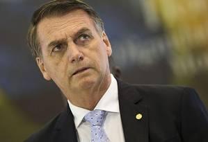 Jair Bolsonaro Foto: Reprodução / Rádio Globo