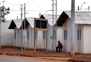 Casas populares do programa do governo Minha Casa, Minha Vida Foto: Givaldo Barbosa / Agência O Globo